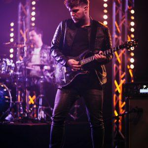 Gitarrist Live-Musik