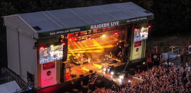 UML auf dem Haigern Live! Open Air 2020