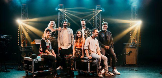 Liveband aus Mannheim bereit für 2021