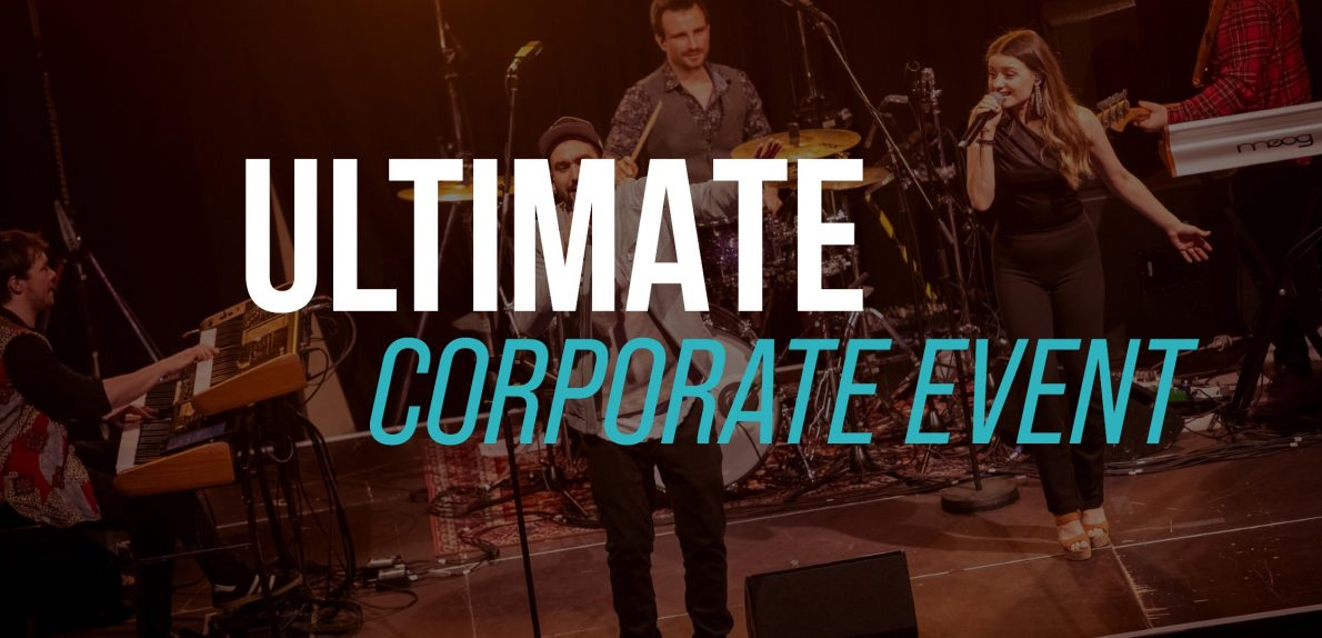 Live-Band und Partyband für Firmenfeiern