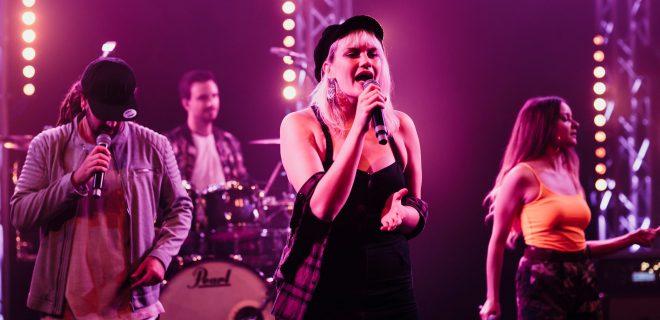 Live Band Ultimate Music Live: Dein Partner für Live Musik auf Top-Niveau